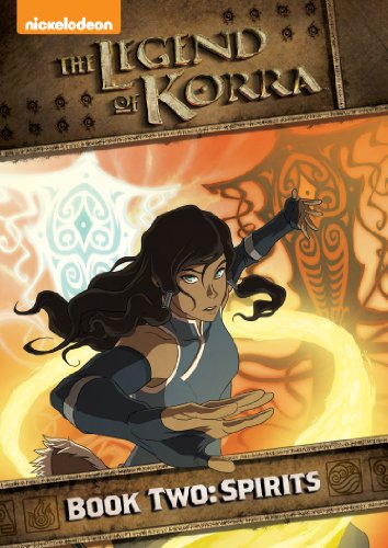 The Legend Of Korra  Book Two Spirits