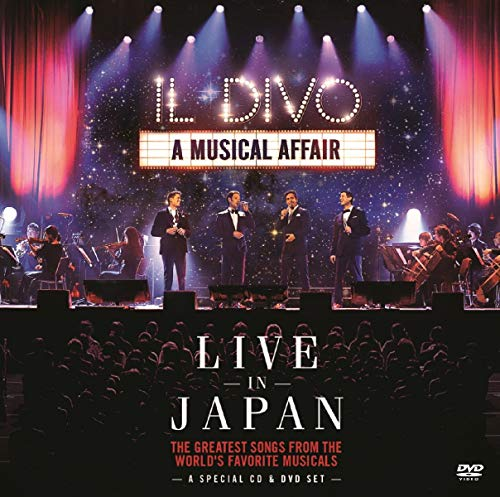 A Musical Affair Live In Japan