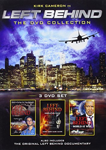 Left Behind: The Collection (Left Behind / Left Behind Ii: Tribulation Force / Left Behind: World At War)