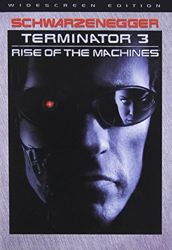 Terminator 3 Rise Of The Machines Widescreen Edition