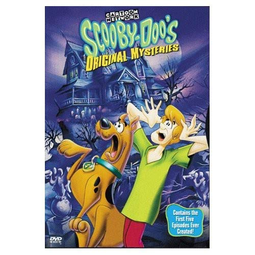 Scoobydoos Original Mysteries
