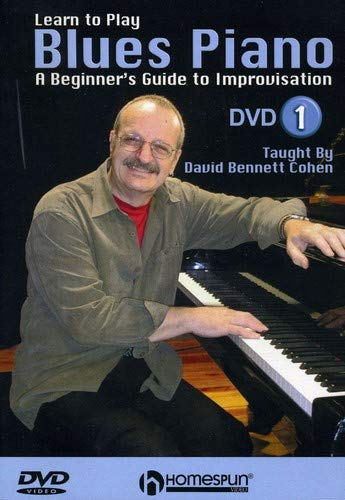 Learn To Play Blues Piano, Lesson One A Beginner's Guide To Improvisation