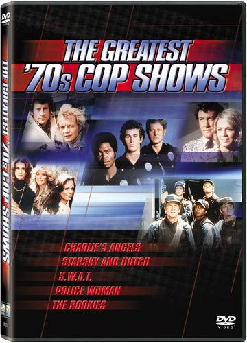The Greatest 70S Cop Shows Charlies Angels  Starsky And Hutch  Swat  Police Woman  The Rookies