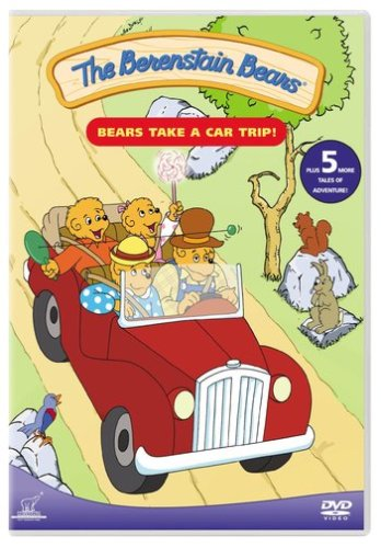 Berenstain Bears Bears Take A Car Trip