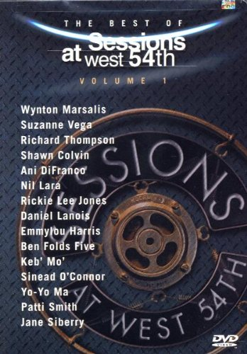 The Best Of Sessions At West 54Th Vol 1