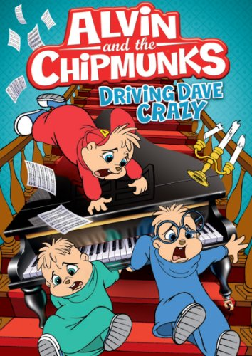 Alvin The Chipmunksdriving Dave Crazy