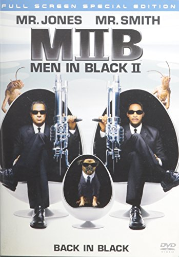 Men In Black Ii Full Screen Special Edition