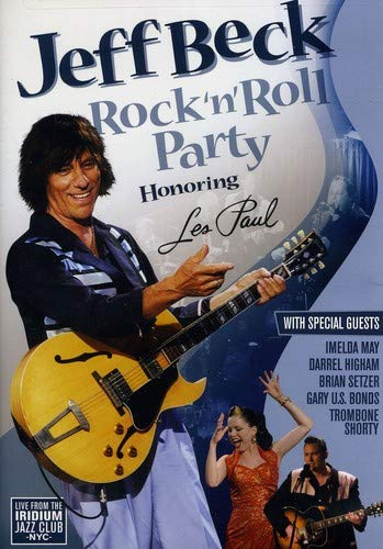 Rock Roll Party Honoring Les Paul