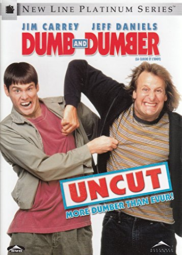 Dumb And Dumber Uncut Special Edition