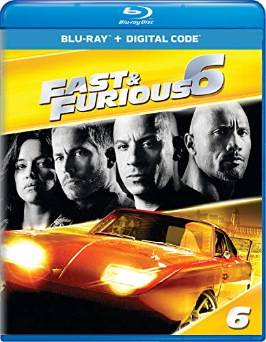 Fast  Furious 6
