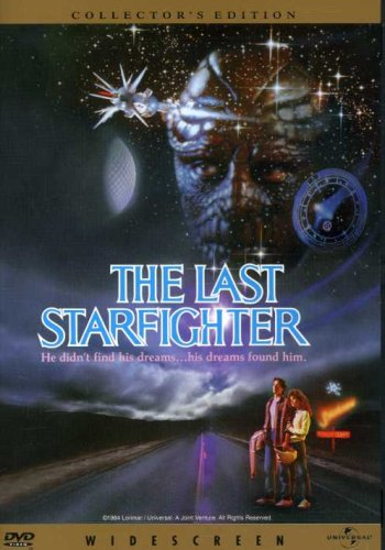 The Last Starfighter Widescreen Collectors Edition