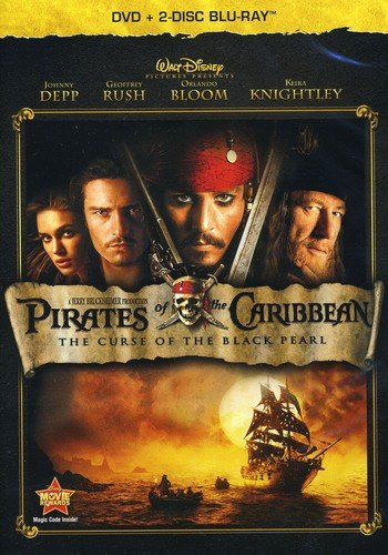 Pirates Of Caribbean Curse Of Black Pearl