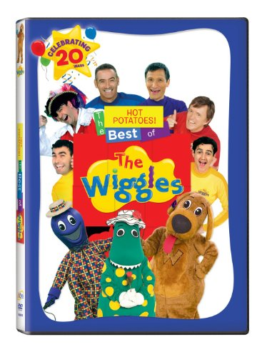 The Wiggles Hot Potatoes The Best Of The Wiggles
