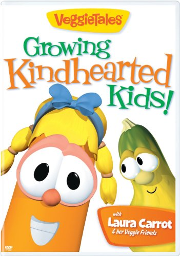 Veggie Tales Growing Kindhearted Kids!