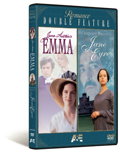 Romance Double Feature Emma And Jane Eyre