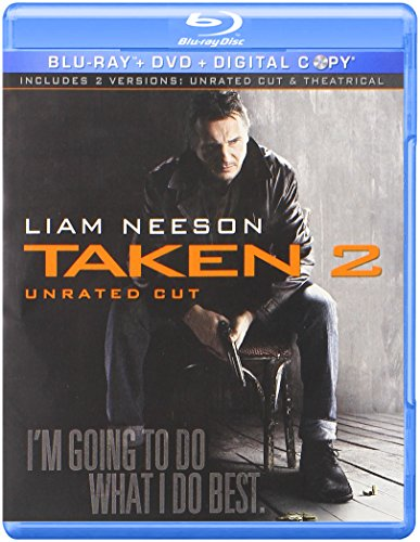 Taken 2 Unrated Cut