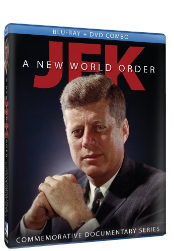 Jfk  A New World Order  Commemorative Documentary Series