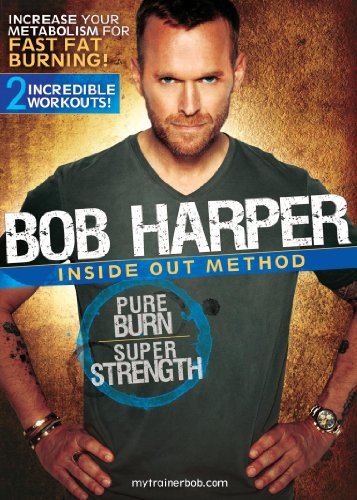 Bob Harper Pure Burn Super Strength
