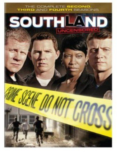 Southland The Complete Second, Third And Fourth Seasons