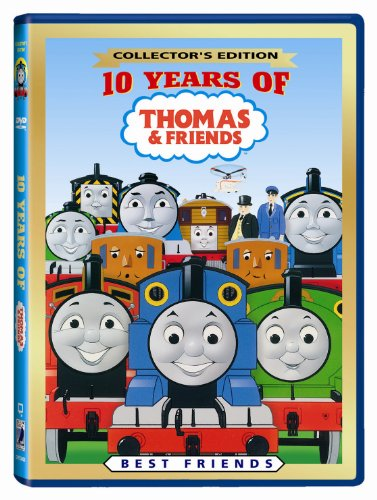 10 Years Of Thomas Friends Best Friends
