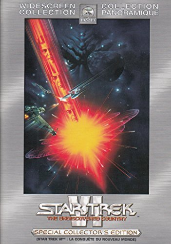 Star Trek Vi The Undiscovered Country Special Collectors Edition