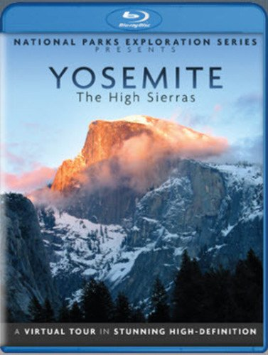 National Parks Exploration Series Yosemite  The High Sierras