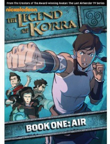 The Legend Of Korra  Book One Air