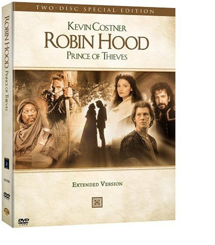 Robin Hood Prince Of Thieves Special Extended Edition