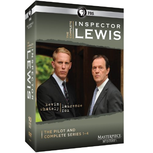 Masterpiece Mystery The Complete Inspector Lewis The Pilot And Complete Series 14