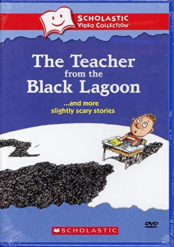 The Teacher From The Black Lagoon And More Slightly Scary Stories Scholastic Video Collection