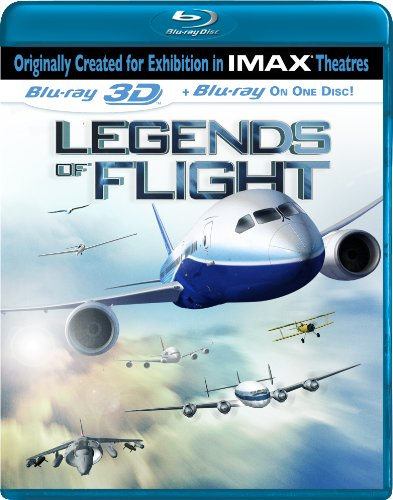 Imax Legends Of Flight Singledisc