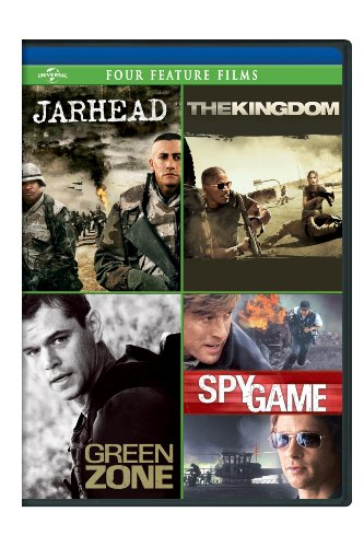 Jarhead The Kingdom Green Zone Spy Game Four Feature Films