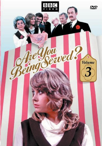 Are You Being Served Volume 3
