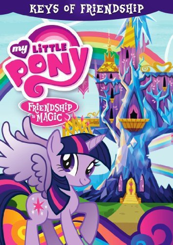 My Little Pony Friendship Is Magic The Keys Of Friendship