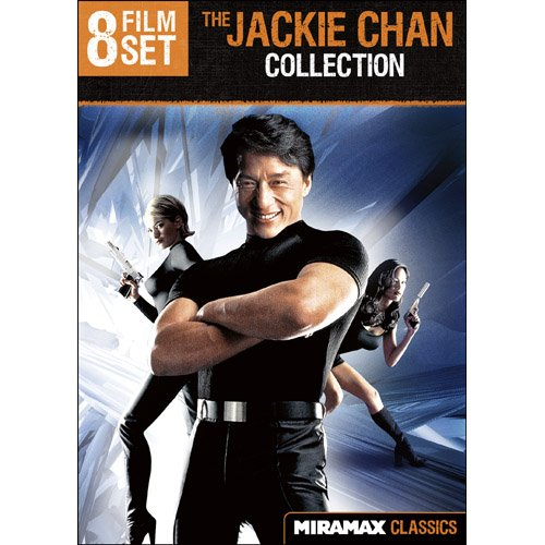 Jackie Chan Operation Condor Operation Condor 2 The Armour Of The Gods Dragon Lord Twin Dragons Project A Project A2 Supercop The Accidental Spy Eightpack