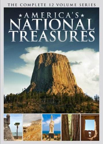 Americas National Treasures The Complete 12 Volume Series