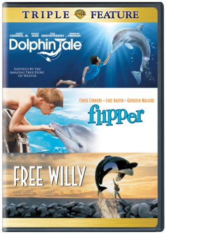 Dolphin Tale/Flipper/Free Willy Triple Feature