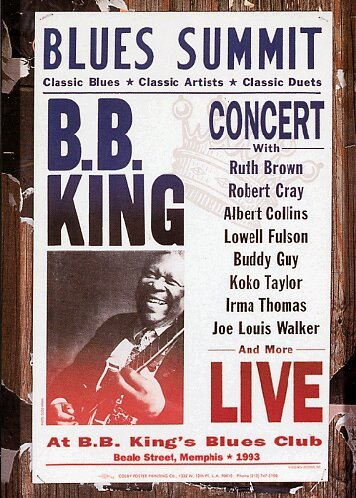 Bb King Blues Summit
