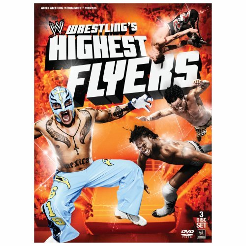 Wwe Wrestlings Highest Flyers