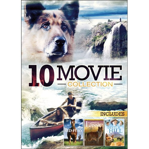 10 Movie Collection Snowbound Bakers Hawk Castle Rock Lassie The Painted Hills Rivers End Devils Hill The Journey Captain Johnno The Red Fury Against A Crooked Sky
