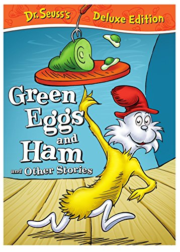 Dr Seuss Green Eggs And Ham And Other Stories Deluxe Edition