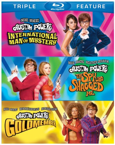 Austin Powers Triple Feature