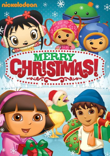 Nickelodeon Favorites Merry Christmas