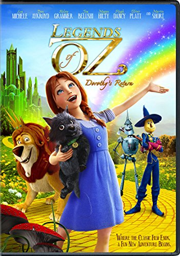 Legends Of Oz Dorothys Return