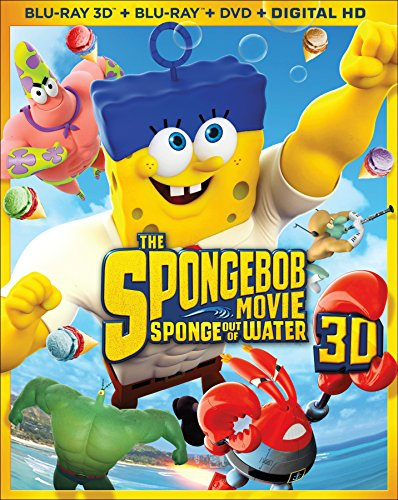 Spongebob Movie Sponge Out Of Water