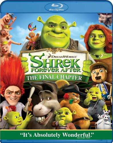Shrek Forever After Singledisc Edition