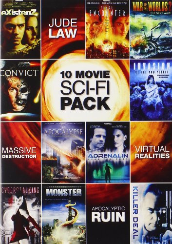 10Movie Scifi Pack