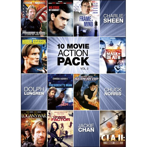 10Movie Action Pack V2