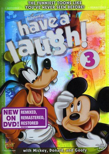 Disney Have A Laugh Volume 3