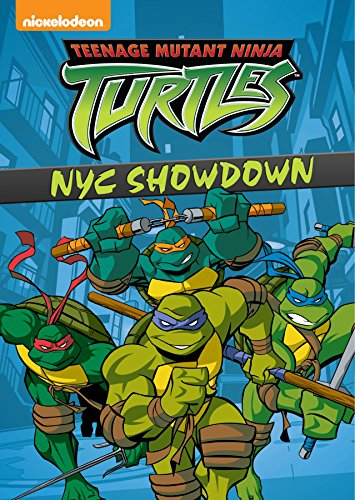 Teenage Mutant Ninja Turtles 2003 Nyc Showdown